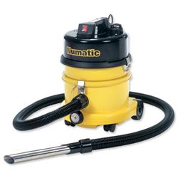 Numatic HZQ200 Hazardous Waste Vacuum Cleaner 9 Litres Ref HZQ200-2