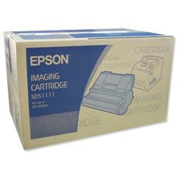 Epson S051111 Laser Toner Cartridge Page Life 17000pp Black Ref C13S051111
