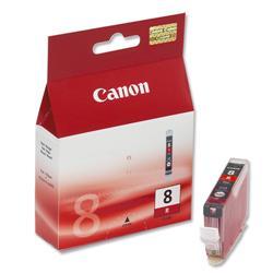 Canon CLI-8 Red Inkjet Cartridge Ref 0626B001
