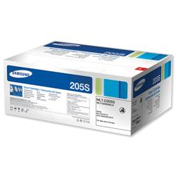 Samsung Laser Toner Cartridge and Drum Unit Page Life 2000pp Black Ref MLT-D205S/ELS