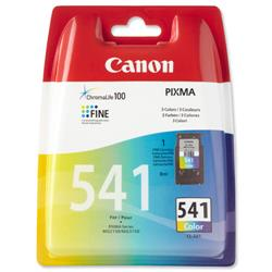 Canon CL-541 Inkjet Cartridge Page Life 180pp Colour Ref 5227B005