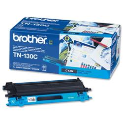 Brother TN130C Cyan Laser Toner Cartridge Ref TN-130C