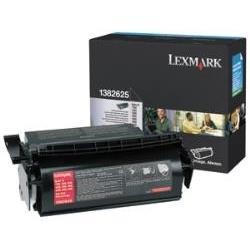 Lexmark Laser Toner Cartridge Black for Optra S Ref 1382625