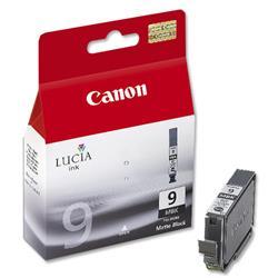 Canon PGI-9MBK Inkjet Cartridge Matte Black Ref 1033B001