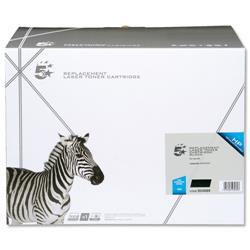 5 Star Office Compatible Laser Toner Cartridge Page Life 20000pp Black [HP No. 42X Q5942X Alternative]