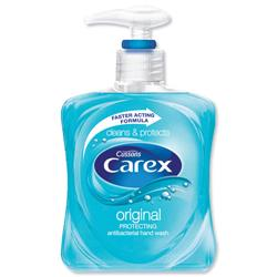 Carex Liquid Hand Wash Soap 500ml Ref 347899