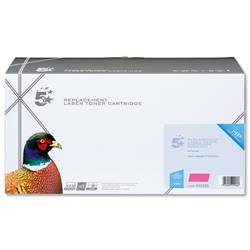 5 Star Office Remanufactured Laser Toner Cartridge 11000pp Magenta [HP No. 648A CE263A Alternative]