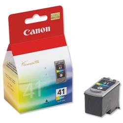 Canon CL-41 Colour Inkjet Cartridge Ref 0617B001