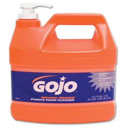 Gojo Natural Orange Hand Cleaner 3.78 Litre Ref N06298