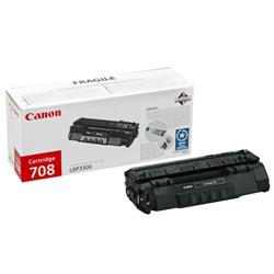 Canon 708H High Yield Black Laser Toner Cartridge for LBP-3360 / 3300 Ref 0917B002AA