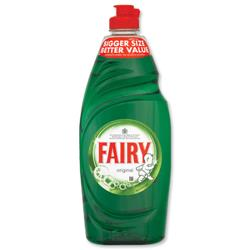 Fairy Original Washing-up Liquid 433ml Ref 1111111 Pack 2