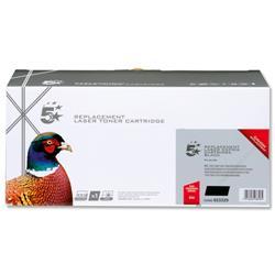 5 Star Office Compatible Laser Toner Cartridge Page Life 4000pp Black [Canon E30 Alternative]