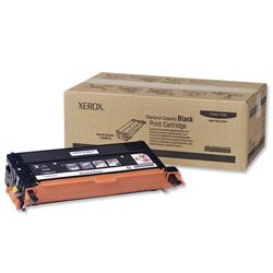Xerox Black 3k Laser Toner Cartridge for Phaser 6180 Series Ref 113R00722