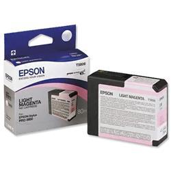 Epson T5806 Inkjet Cartridge Capacity 80ml Light Magenta Ref C13T580600