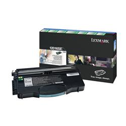 Lexmark E120 2k Return Program Black Laser Toner Cartridge Ref 0012016SE