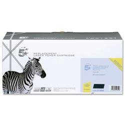 5 Star Office Remanufactured Fax Toner Cartridge Page Life 3000pp Black [Samsung SF-5100D3 Alternative]