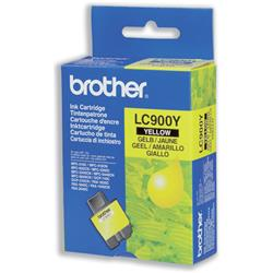 Brother LC900Y Yellow Inkjet Cartridge Ref LC-900Y