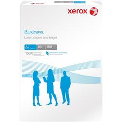 Xerox Business Printer Paper Ream-Wrapped 80gsm A4 White Ref 003R91820 [500 Sheets]