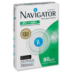Navigator Universal Multifunctional A3 Paper 80gsm White Ref NUN0800037 [500 Sheets]