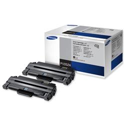Samsung Laser Toner Cartridge High Yield Page Life 5000pp Black Ref MLT-P1052A/ELS [Pack 2]