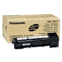 Panasonic UG-3221 Black Fax Toner Cartridge for UF490 Ref UG3221AG