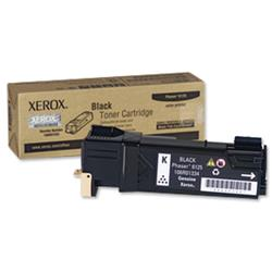 Xerox 106R01334 Black Laser Toner Cartridge for Phaser 6125 Black Ref 106R01334