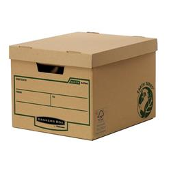 Fellowes Bankers Box Earth Series Heavy Duty Standard Box Ref 4479901 [Pack 10]