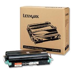 Lexmark Laser Drum Unit Photo Developer Yield 40000 Images Ref 20K0504