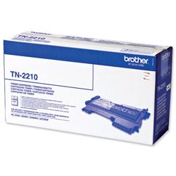 Brother TN-2210 Black Laser Toner for HL22 Series Ref TN2210