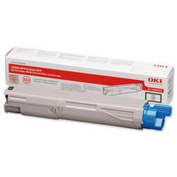 OKI High Capacity Black Toner Cartridge for C3520 MFP/C3530 MFP Ref 43459324
