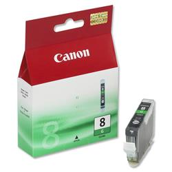 Canon CLI-8 Green Inkjet Cartridge Ref 0627B001