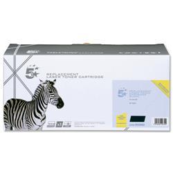 5 Star Office Compatible Laser Toner Cartridge Page Life 3000pp Black [Samsung SF-D560RA Alternative]