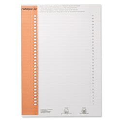 Elba Inserts for Ultimate AZV Lateral File Ref 100330212 [Pack 10]