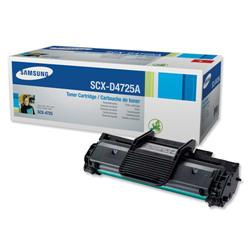 Samsung SCX-D4725A Black Laser Toner Cartridge/Drum Kit for SCX-4725FN Ref SCX-D4725A/ELS