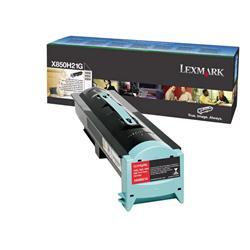 Lexmark X85xe Black Toner Cartridge Ref 0X850H21G