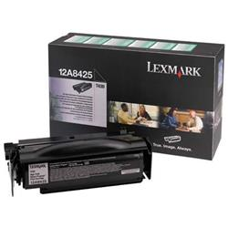 Lexmark T430 12k High Yield Return Program laser toner Print Cartridge Ref 12A8425