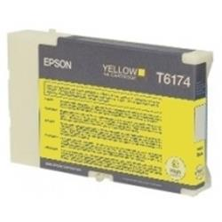 Epson T6174 Inkjet Cartridge DuraBrite Ultra High Yield Page Life 7000pp for B500DN Yellow