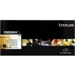Lexmark C920 Black 15k Laser Toner Cartridge Ref 00C9202KH