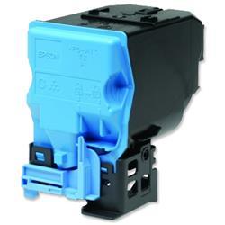 Epson S050592 Laser Toner Cartridge Page Life 6000pp Cyan Ref C13S050592