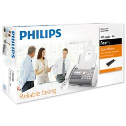 Philips Fax Ink Film Thermal Ribbon Black Ref PFA363