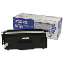 Brother TN3030 Black Toner Cartridge Ref TN3030