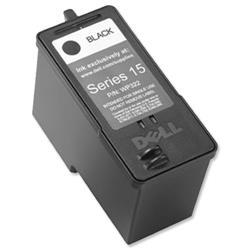 Dell WP322 Series 15 Inkjet Cartridge Standard Capacity Black Ref 592-10305