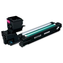 Konica Minolta A0WG0DH High Capacity Magenta Toner Cartridge Ref A0WG0DH