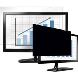 Fellowes Blackout Privacy Filter 20in Widescreen 16:9 Ref 4813101