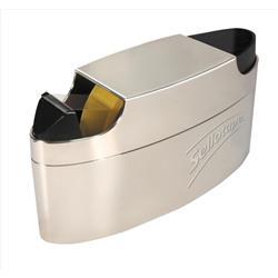 Sellotape Executive Dispenser Capacity 25mm Width 66m Length Integral Pen Tidy Chrome Ref 1944410