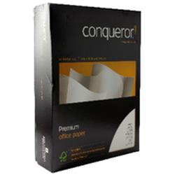 Conqueror Prestige Paper Contour Finish 500 Sheets per Box 100gsm A4 Brilliant White Ref 88513 [1 Box]