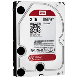"WD WD20EFRX 3.5"" 2TB 64MB RED HDD  5400RPM Ref WD20EFRX"
