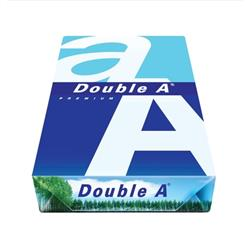 Double A Premium Copier Paper Multifunctional Ream-Wrapped 100gsm A4 White Ref DA100A4 [500 Sheets]