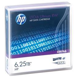 HP C7976A LTO6 MP RW Data Tape Ref C7976A