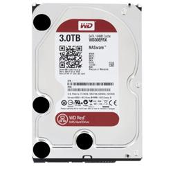 """WD WD30EFRX 3.5"""" 3TB 64MB RED HDD 5400RPM Ref WD30EFRX"""